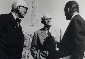Le Corbusier e Nervi