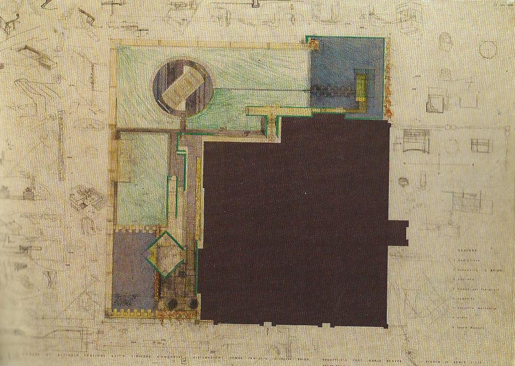 Architetture del silenzio carlo scarpa e la tomba brion for Carlo scarpa tomba