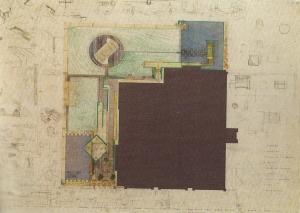 Disegno di progetto: planimetria