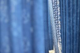 Produzione tessile a Wuzhen, provincia di Shanghai