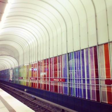 Linea U2 _ Dülferstraße
