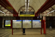 Linea U2 _ Ostbahnhof