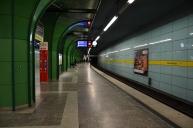 Linea U4 _ Bühmerwaldplatz