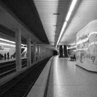 Linea U4/5 _ Max-Weber_Platz