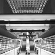 Linea U3 _ Olympia-Einkaufszentrum