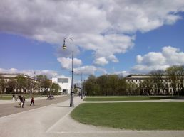 Vista da Königsplatz