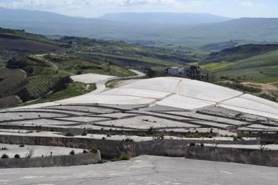 Il Grande Cretto, Gibellina Vecchia - Alberto Burri